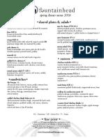 night menu 05.01.15