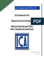 Manual para codificar Catálogo de Cuentas Parte 1