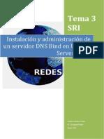 Instalcion y Configuracion de Un Servidor DNS Bind en Ubuntu Server 11 10
