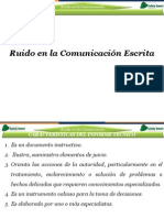 Ruido en La Comunicacion