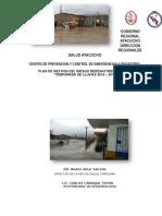 Plan de Contingencia para Lluvias