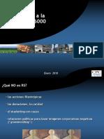 Inducción ISO 26000 - CPL mayo 2009