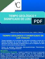 Tiempo Geologico Signif de Los Fosiles 13