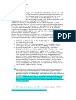 Migration Process Ipv4 to Ipv6