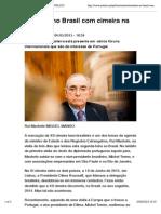 Machete no Brasil com cimeira na agenda - PÚBLICO