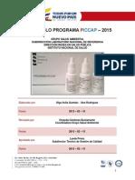 2. Protocolo Piccap 2015