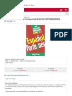 Guiacute Praacute Ctica Espantilde Ol Portugueacute 8489672342 Plp