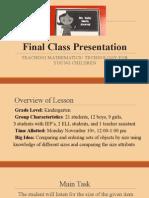 math benchmark presentation (1)