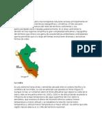 Division Del Peru
