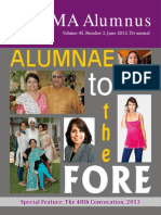 IIMA Alumnus Magazine June 2013
