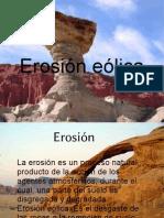 erosion  eolica