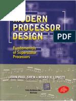 15890-Modern Processor Design