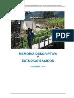Estudios de Ingenieria Definitivos de La via Zamora La Espe