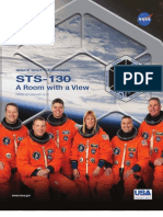 NASA Space Shuttle STS-130 Press Kit