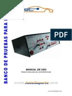 227764390 Manual Banco Pruebas ECUS