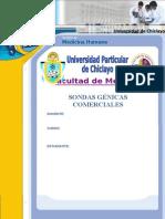 sondas GENICAS trabajo.doc