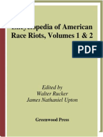 Encyclopedia of American Race Riots Vol 1 & 2