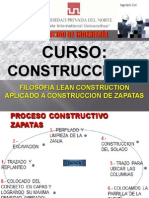 Lean construccion