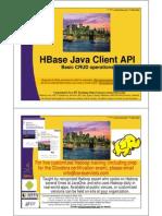 03-HBase_3-JavaAPI
