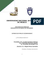 Voto Doble en México