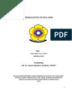 Dermatitis Numularis - Case Tasya 2