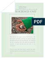 earth science newsletter