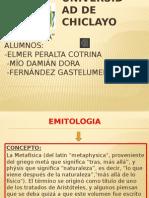 Metafísica Nueva (Diapositvas) (1)