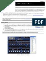 TLSE Sound Editor Manual