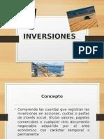 DIAPOSITIVA INVERSIONES
