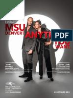 MSU Denver What Can You Do Futrell