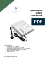 GSM Gateway 252236