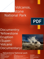 super volcanos, yellow stone park