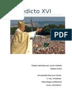 Benedicto XIV PJB