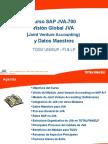 JVA-700 Vision General & Datos Maestros