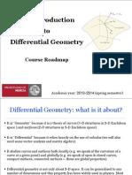 Diff Geometry