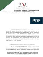 Ação Cautelar Geraldo Pereira.doc