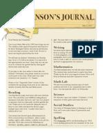 johnsons journal (5-11-15)