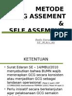 Metode Gcg Assessment Self Assessment