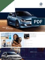 VW Golf Accesories