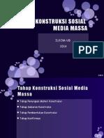 KONSTRUKSI SOSIAL MeDIA MASSA.pptx
