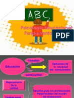 Antecedentes y Rol Ps. Educativo