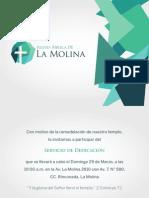 Invitación Dedicación (1)