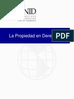 La Propiedad en El Derecho Civil - PD03_Lectura
