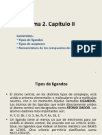 Tema 2. Capitulo II 2014
