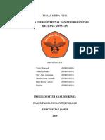 TUGAS-KIMIA-FISIK Kelompok 5 Analis Kimia