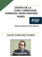 Filosofia de La Liberacion y Derechos Humanos
