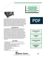 Basler UFOV Product Bulletin