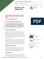 Tutorial Para Aprender a Usar Codigos HTML [MegaPost] - Taringa!