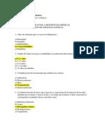 1. Examen Nacional XXVII 2003