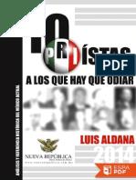 10 Priistas a Los Que Hay Que o - Luis Aldana